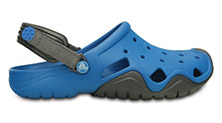 Crocs Swiftwater Clog Ultramarine/Graphite