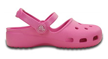 Crocs Karin Clog Girl Party Pink