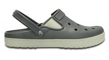 Crocs CitiLane Clog Charcoal/Pearl White