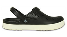 Crocs CitiLane Flash Clog Black/White